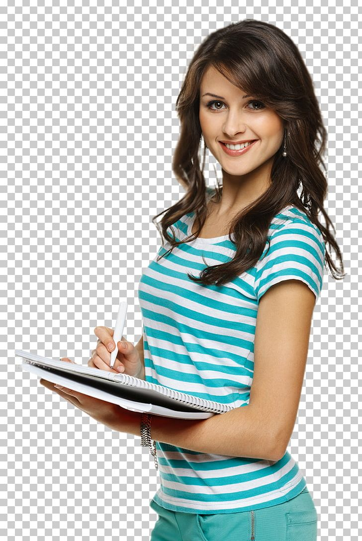 Student College University School Education Png Clipart Aqua Arm Bachelor Of Commerce Blue Brown Hair Free