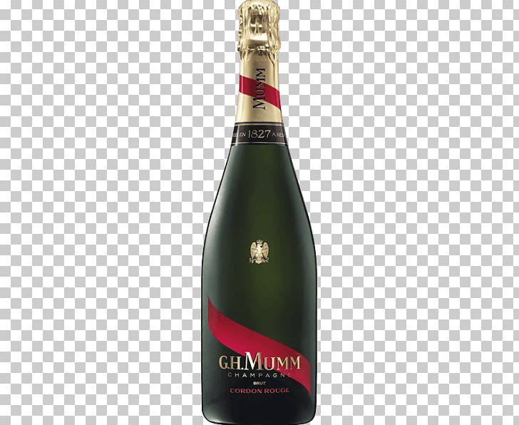 Champagne G.H. Mumm Et Cie Rosé Sparkling Wine PNG, Clipart, Alcoholic Beverage, Bollinger, Bottle, Brut, Champagne Free PNG Download