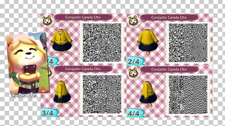 Animal Crossing New Leaf Qr Code Animal Crossing Pocket Camp Overall Png Clipart Amiibo Animal Crossing