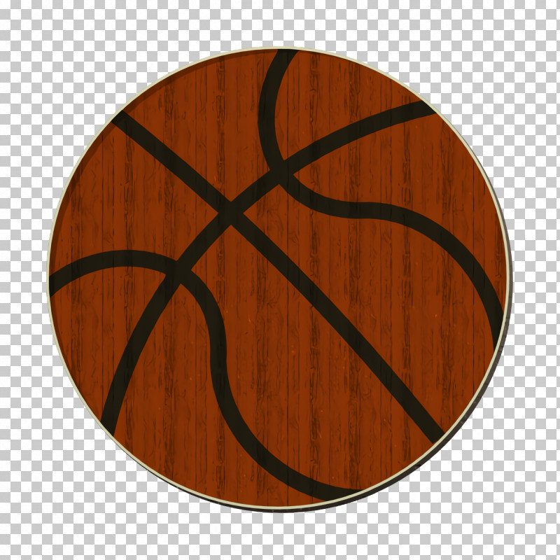 Basketball Icon Sport Icon PNG, Clipart, Basketball, Basketball Icon, Brown, Circle, Line Free PNG Download
