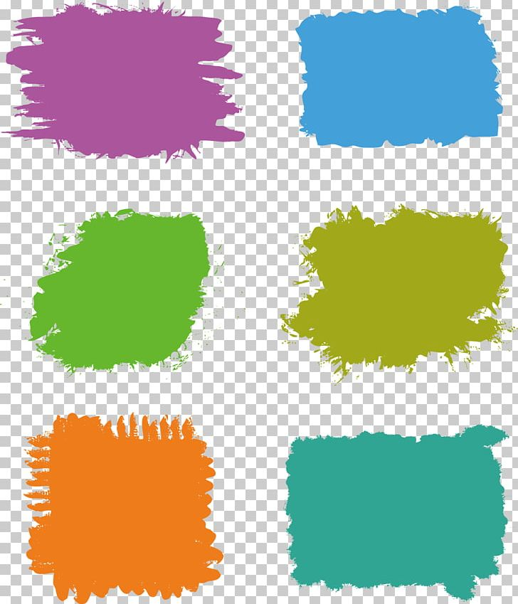 Color Brush PNG, Clipart, Border, Brushes, Brushes Vector