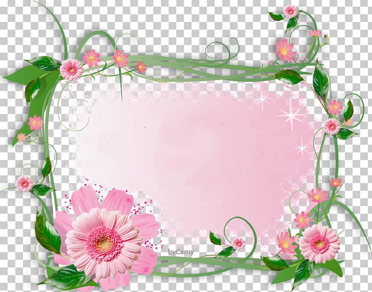 Paper Borders And Frames Frames Flower Png Clipart Borders