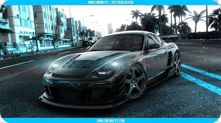 The Crew 2 Video Games Racing Video Game Destiny PNG