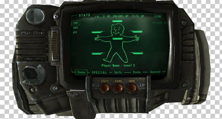 Fallout 4 Fallout Pip-Boy IPod Touch Watch Fallout 3 PNG