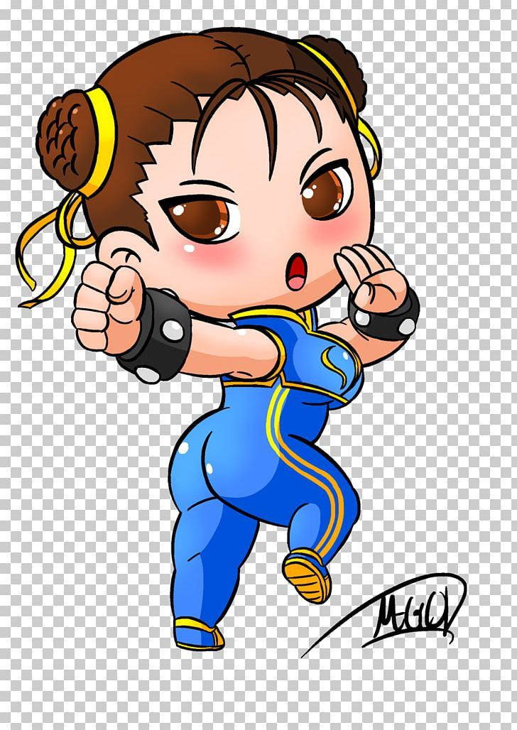 Chun Li Ultra Street Fighter Iv Chibi Art Anime Png Clipart