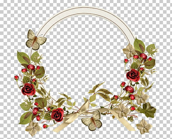 Wreath Garden Roses Scrapbooking Floral Design Flower PNG, Clipart, Albom, Ansichtkaart, Birthday, Decor, Floral Design Free PNG Download