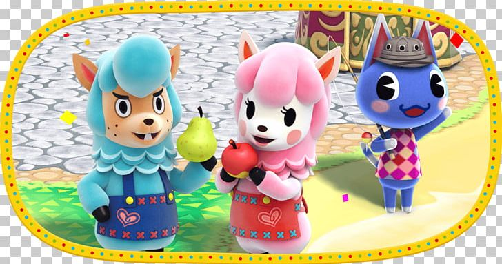Animal Crossing: Amiibo Festival Animal Crossing: New Leaf Wii U PNG