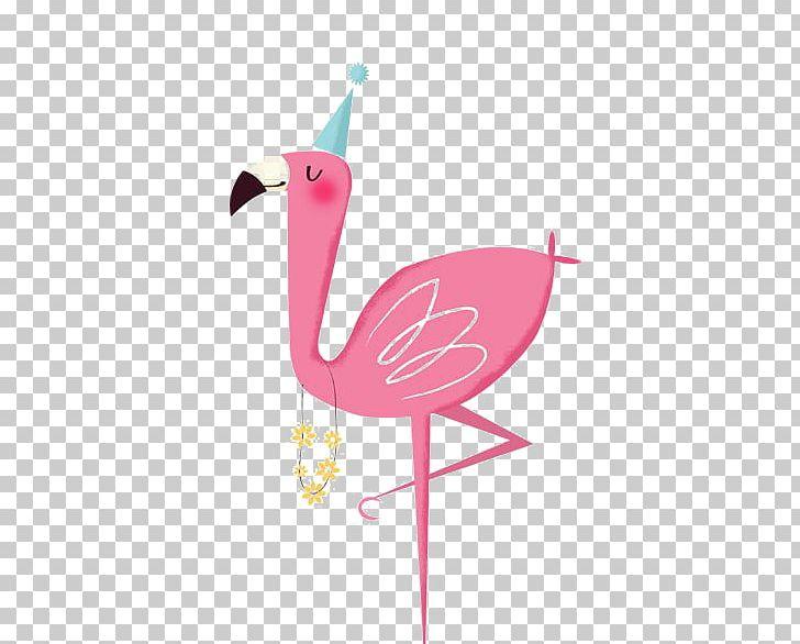 Flamingo party. Plastic bird png clipart