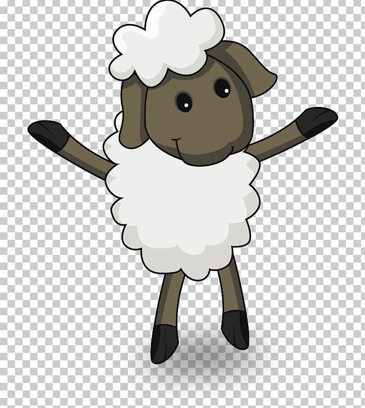 Sheep eid. Cartoon al adha png