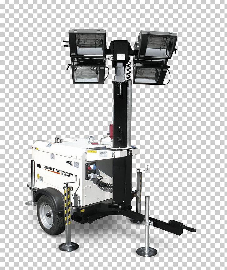 Lighting Generac Power Systems Light Tower Light Fixture Metal