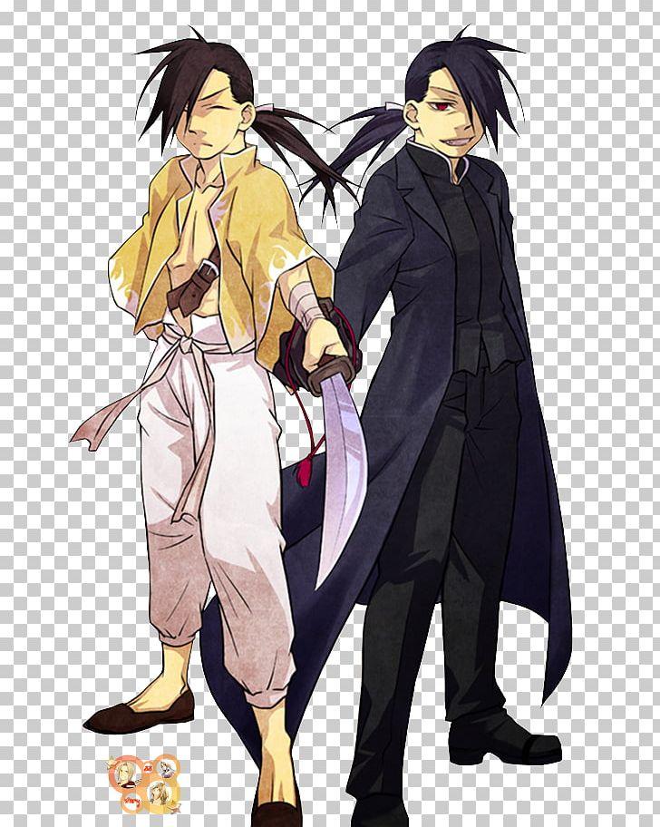 Ling Yao Edward Elric Greed Fullmetal Alchemist Mangaka PNG, Clipart, Alchemy, Anime, Character ...