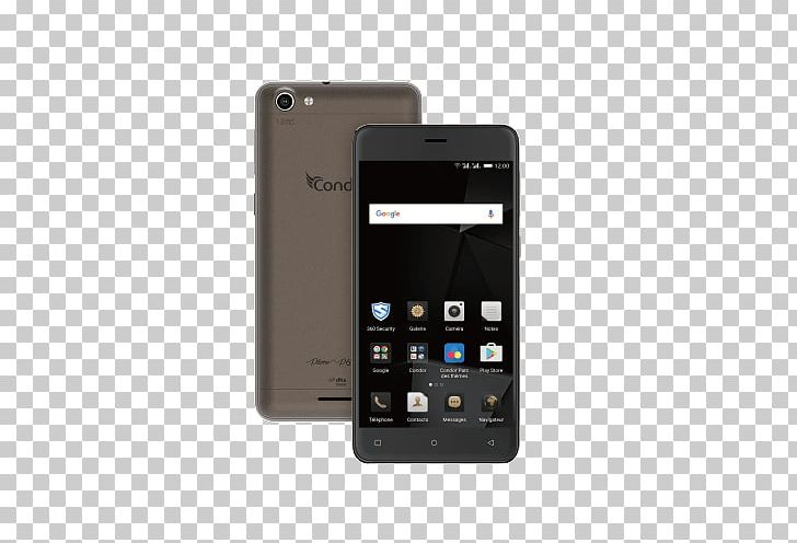 LTE Huawei Ascend P6 Smartphone Android Nougat Condor PNG