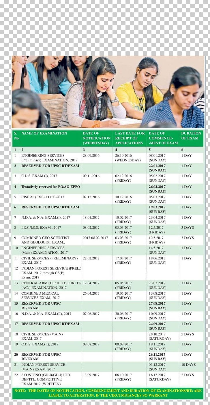 Civil Services Exam · 2017 Maharashtra Public Service Commission SSC Combined Graduate Level Exam (SSC CGL) Union Public Service Commission 0 PNG, Clipart, 2017, 2018, Advertising, Calendar, Civil Services Exam Free PNG Download
