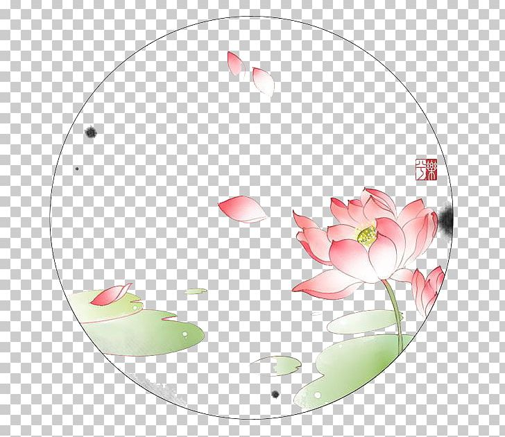 Watercolor Painting Watercolor: Flowers Creative Watercolor Art PNG, Clipart, Asian Art, Cartoon, Chinese Painting, Circular, Creative Watercolor Free PNG Download