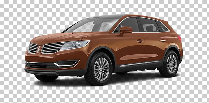 2017 Lincoln Mkx Car Ford Motor Company Sport Utility Vehicle Png Clipart