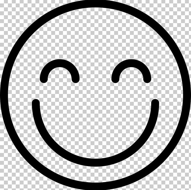 Smiley Computer Icons Emoticon PNG, Clipart, Area, Black And White, Circle, Computer Icons, Csssprites Free PNG Download