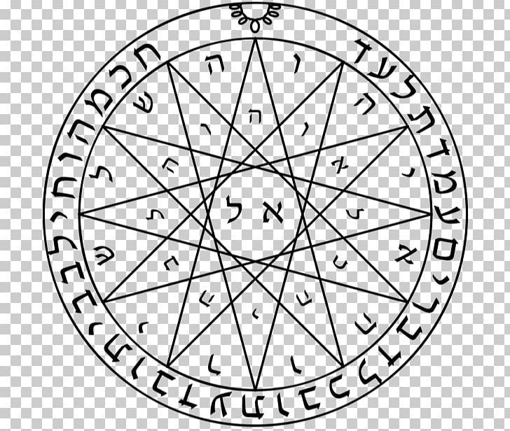 Lesser Key Of Solomon Pentacle Pentagram Seal Of Solomon PNG
