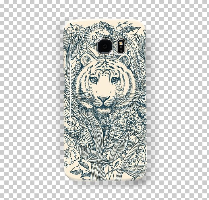 Coloring Book Iphone X Iphone 6 South China Tiger Png