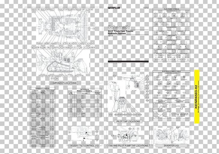 Caterpillar Inc Skid Steer Loader Wiring Diagram Hydraulics