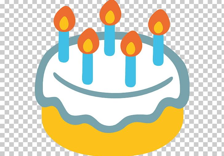 Birthday Cake Emoji Android Emoticon PNG, Clipart, Android