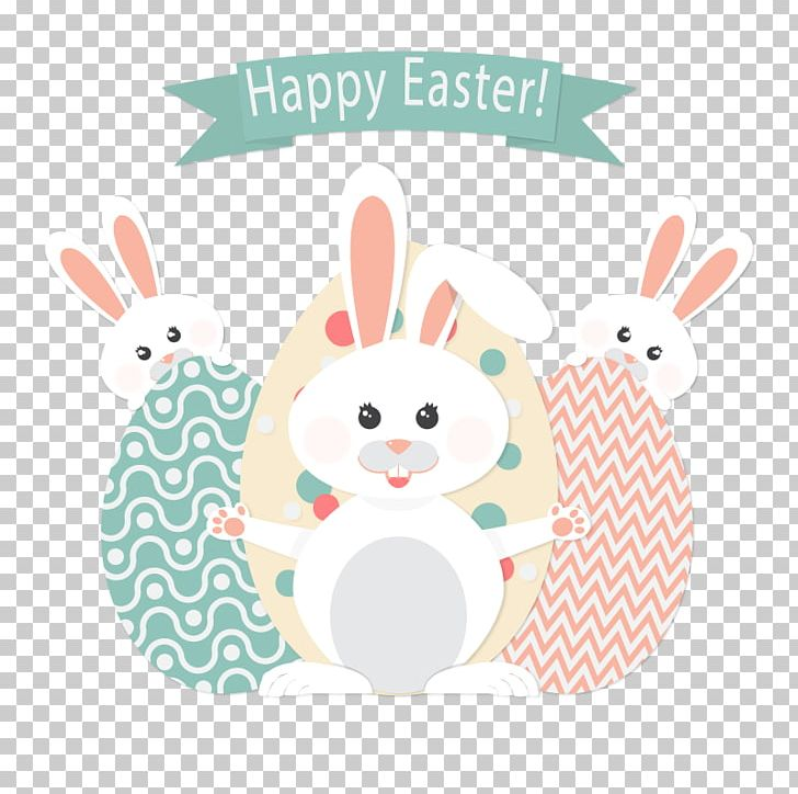 Easter Bunny Rabbit Euclidean Easter Egg PNG, Clipart, Easter Border, Easter Eggs, Easter Frame, Easter Vector, Egg Decorating Free PNG Download