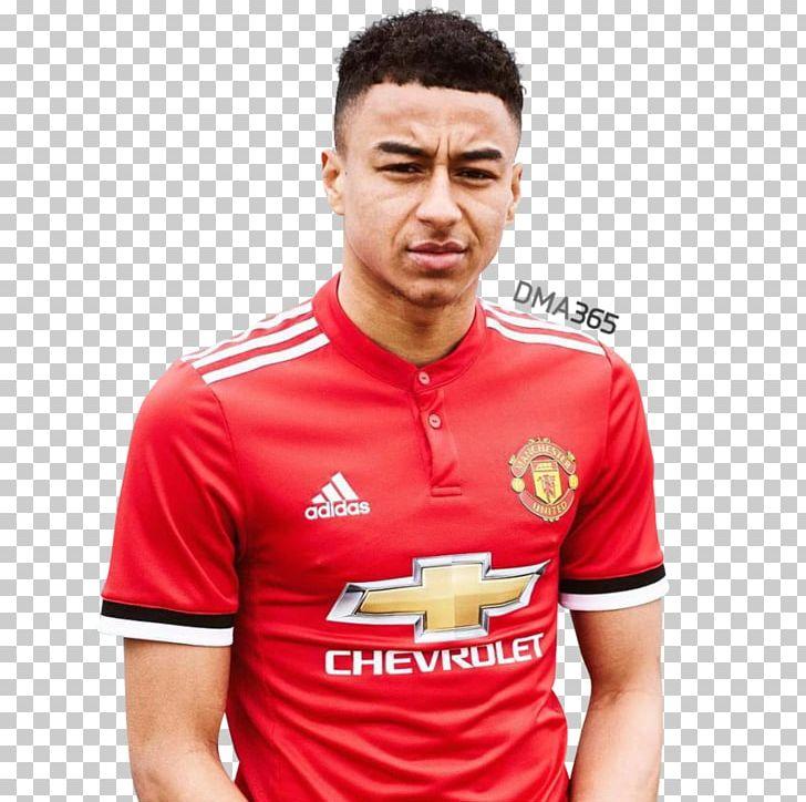 best cheap 36fd0 b370d Jesse Lingard Manchester United F.C. T-shirt Football PNG ...