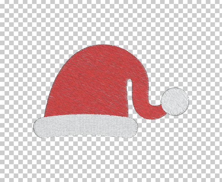 Santa Claus Hat Bonnet Christmas Embroidery Png Clipart