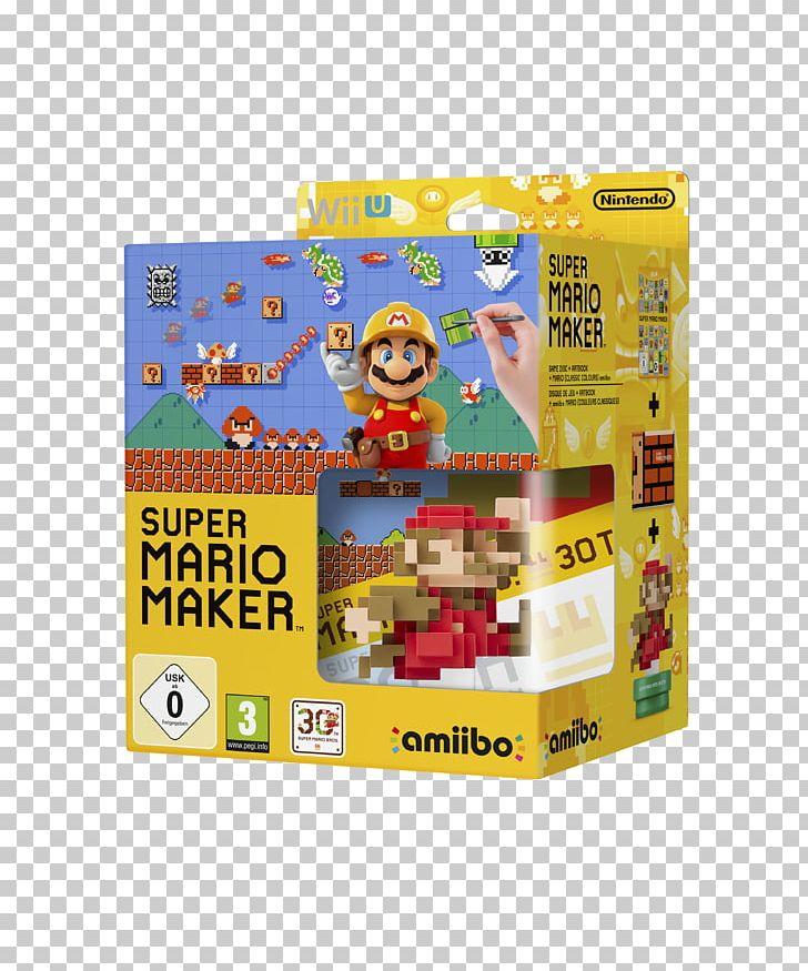 Super Mario Maker Super Mario Bros  Super Mario World Super