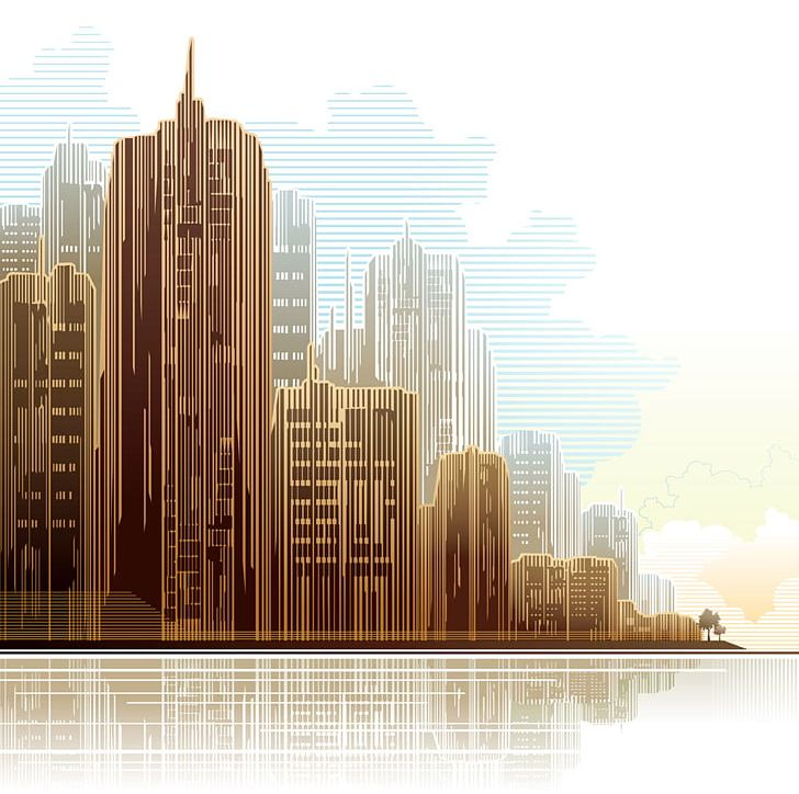Poster Graphic Design Art PNG, Clipart, Art, Beatport, Building, City, Cityscape Free PNG Download