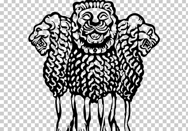 Sarnath Lion Capital Of Ashoka Pillars Of Ashoka State Emblem Of India National Symbols Of India PNG, Clipart, Carnivoran, Emblem, Facial Hair, Fictional Character, Flag Of India Free PNG Download
