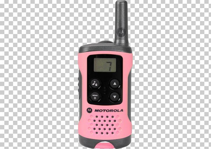 Motorola TLKR Walkie Talkie Two-way Radio Walkie-talkie PMR446 Microphone PNG, Clipart, Electronic Device, Electronics, Microphone, Mobile Phones, Motor Free PNG Download
