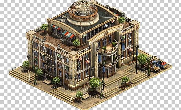 chateau frontenac forge of empires strategy