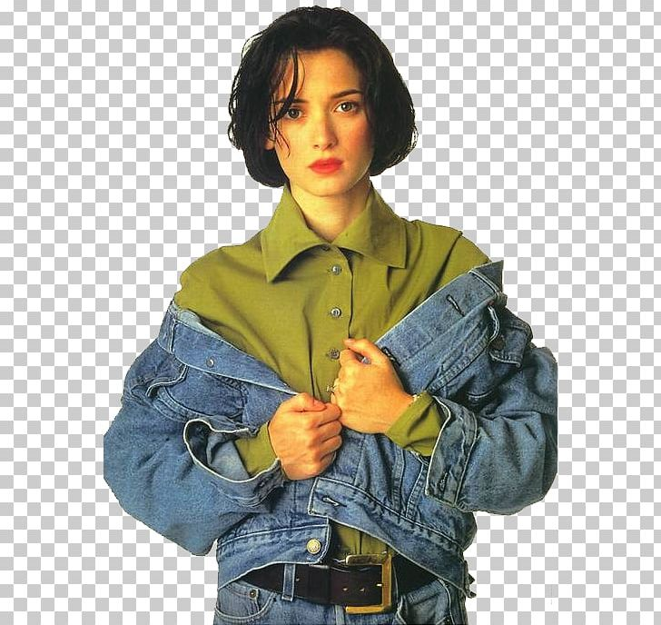 Winona Ryder 1990s Fashion Clothing Model PNG, Clipart, 1980s In Western Fashion, 1990s, Clothing, Drew Barrymore, Fashion Free PNG Download