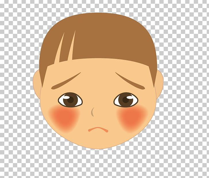 Allergy Flushing Skin Face Seborrheic Dermatitis PNG