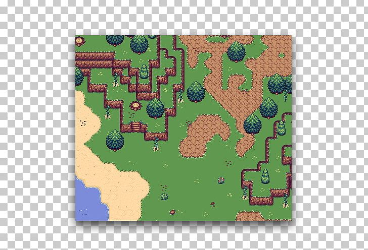 Tile-based Video Game 2D Computer Graphics Isometric