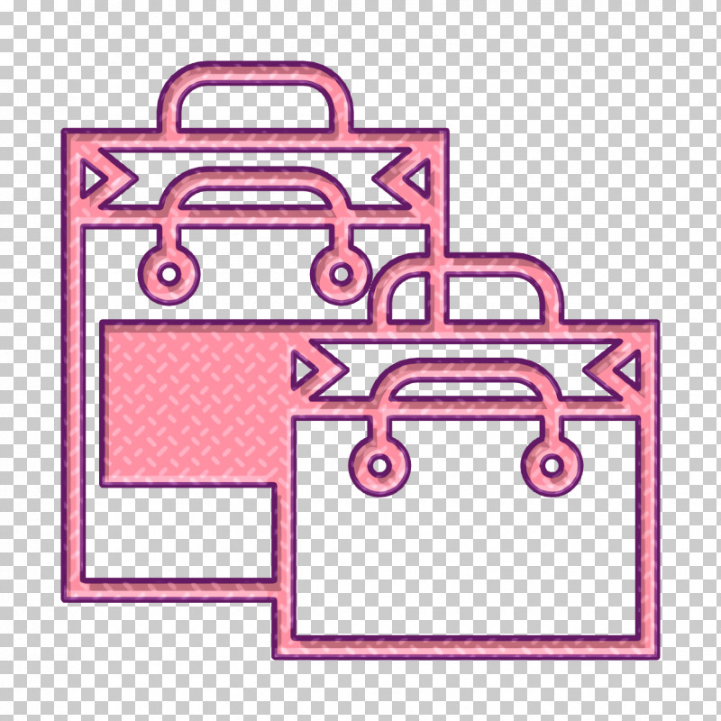 Shopping And Retail Icon Bag Icon Shopping Bag Icon PNG, Clipart, Bag Icon, Creativity, Geometry, Line, Mathematics Free PNG Download
