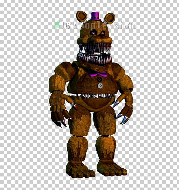 Five Nights At Freddy's 4 Nightmare Animatronics PNG, Clipart, Free