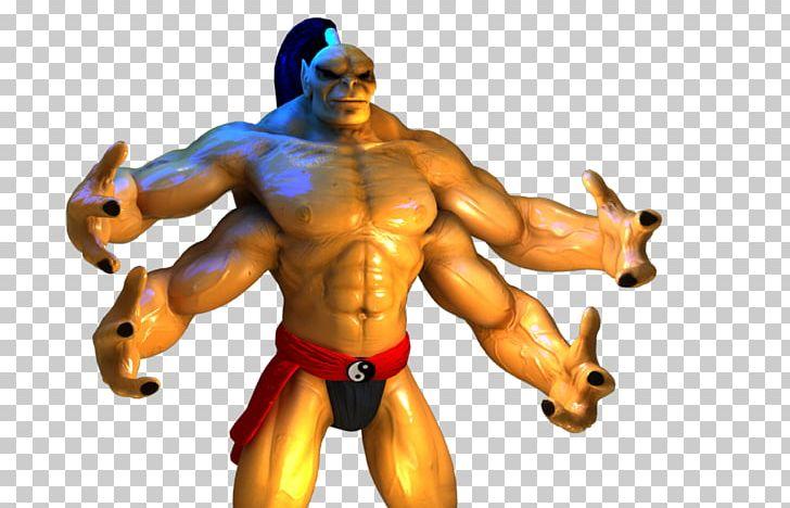 Ultimate Mortal Kombat 3 Goro Mortal Kombat 4 PNG, Clipart, Action Figure, Aggression, Bac, Bodybuilder, Fictional Character Free PNG Download