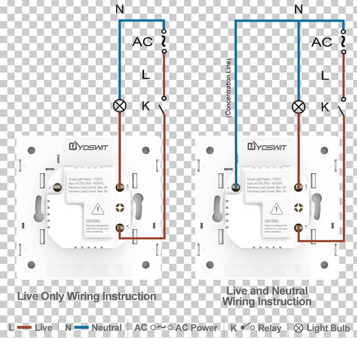Wiring Diagram Latching Relay Electrical Wires & Cable ... on