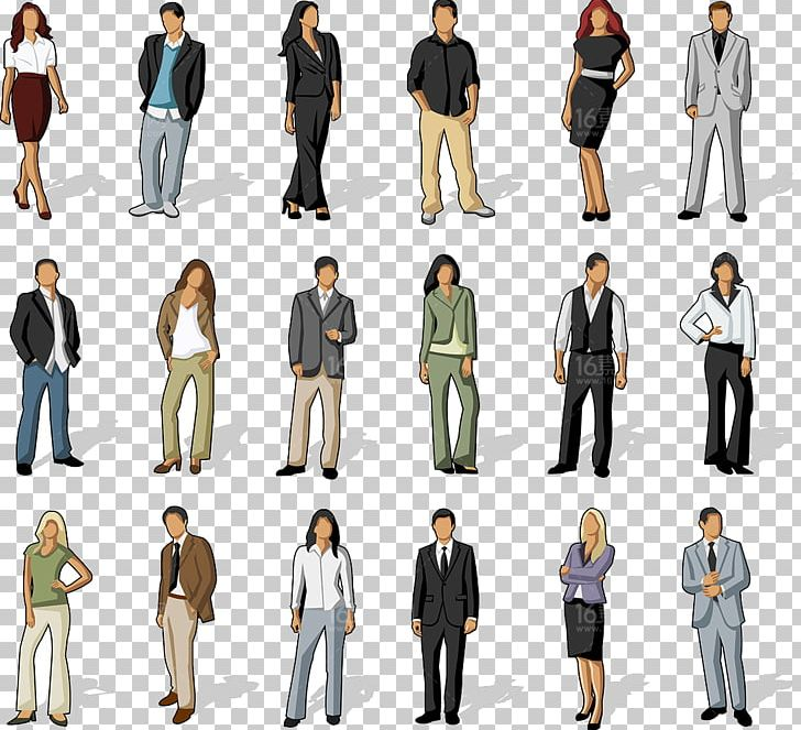 Business Casual Businessperson Dress Code PNG, Clipart