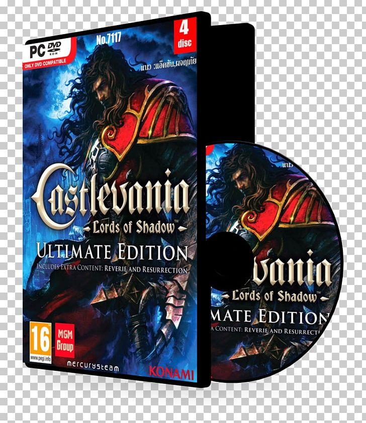castlevania lords of shadow pc download free