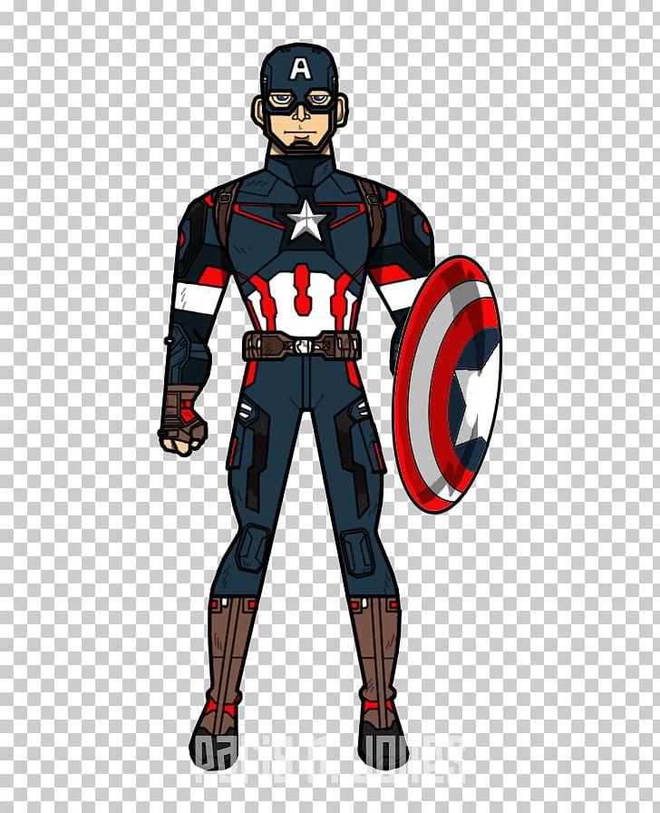 Captain America Falcon Bucky Barnes Cartoon Drawing PNG