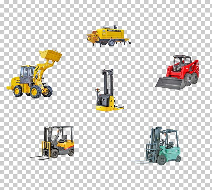 Motor Vehicle Toy Block LEGO PNG, Clipart, Architectural Engineering, Construction Equipment, Electric Motor, Forklift, Heavy Machinery Free PNG Download