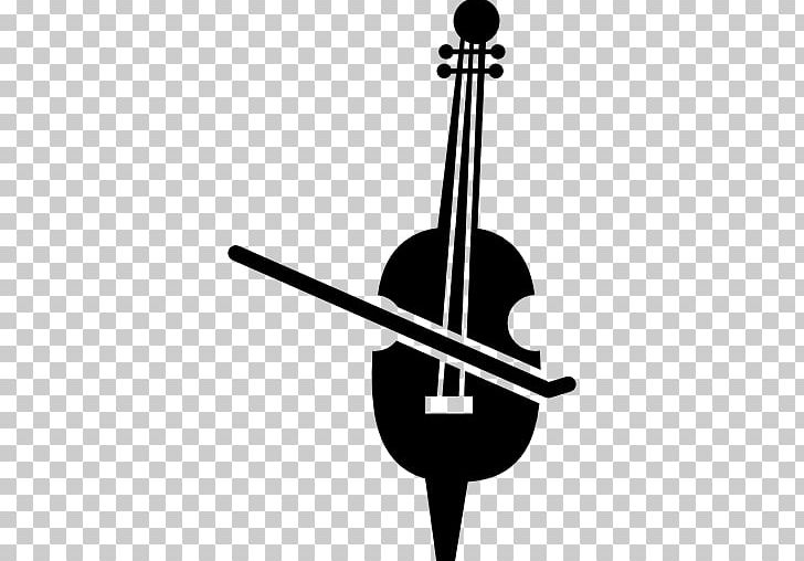 Violin Bow Musical Instruments Double Bass PNG, Clipart, Black And White, Bow, Computer Icons, Double Bass, Line Free PNG Download