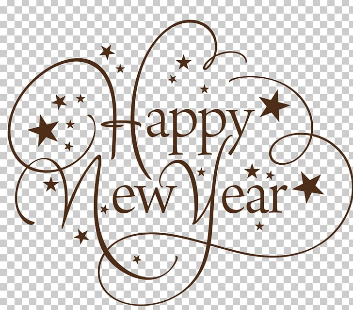 Happy New Year Thin Text PNG, Clipart, Happy New Year, Holidays Free PNG Download