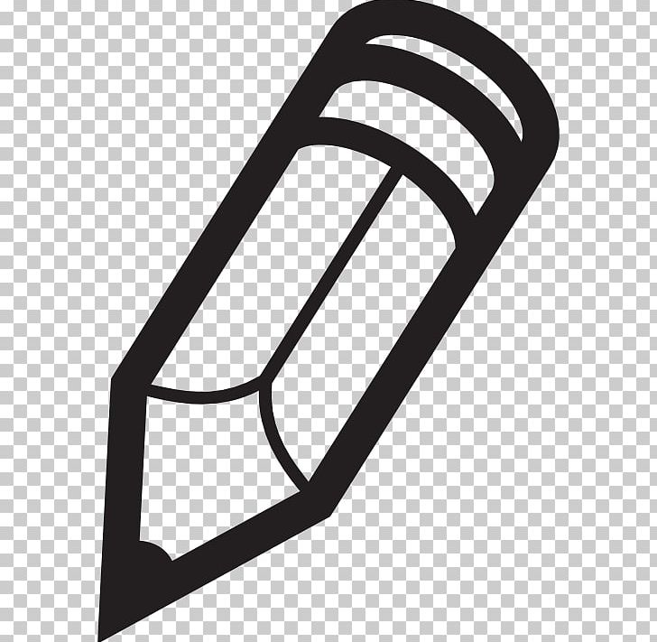 Pencil white. Black and png clipart