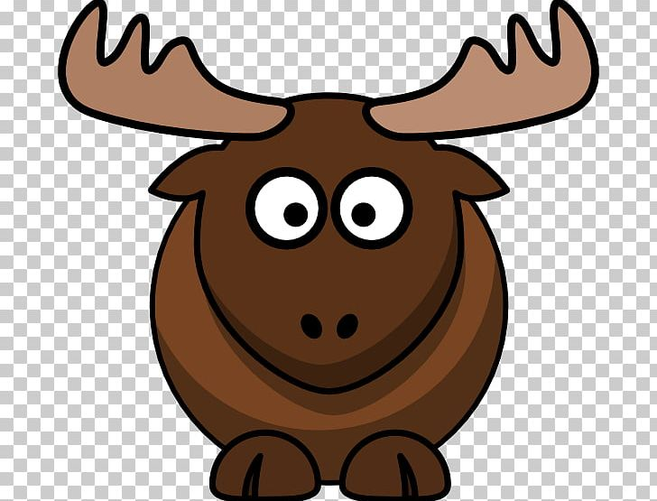 Elk Moose Cartoon Deer PNG, Clipart, Antler, Cartoon, Clip Art, Deer, Download Free PNG Download