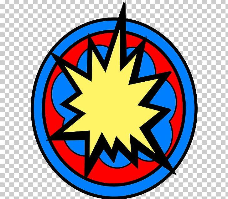 Superman Pow Wow Comics Comic Book PNG, Clipart, Area, Circle, Clip Art, Comic Book, Comics Free PNG Download