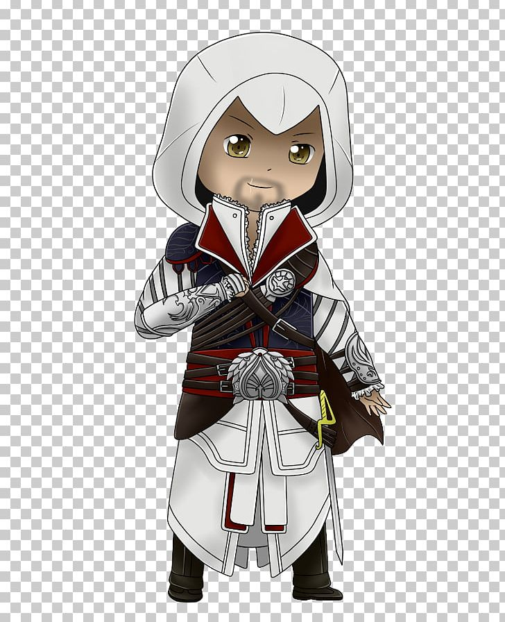 Ezio Auditore Assassin's Creed II Cartoon Drawing PNG, Clipart,  Free PNG Download