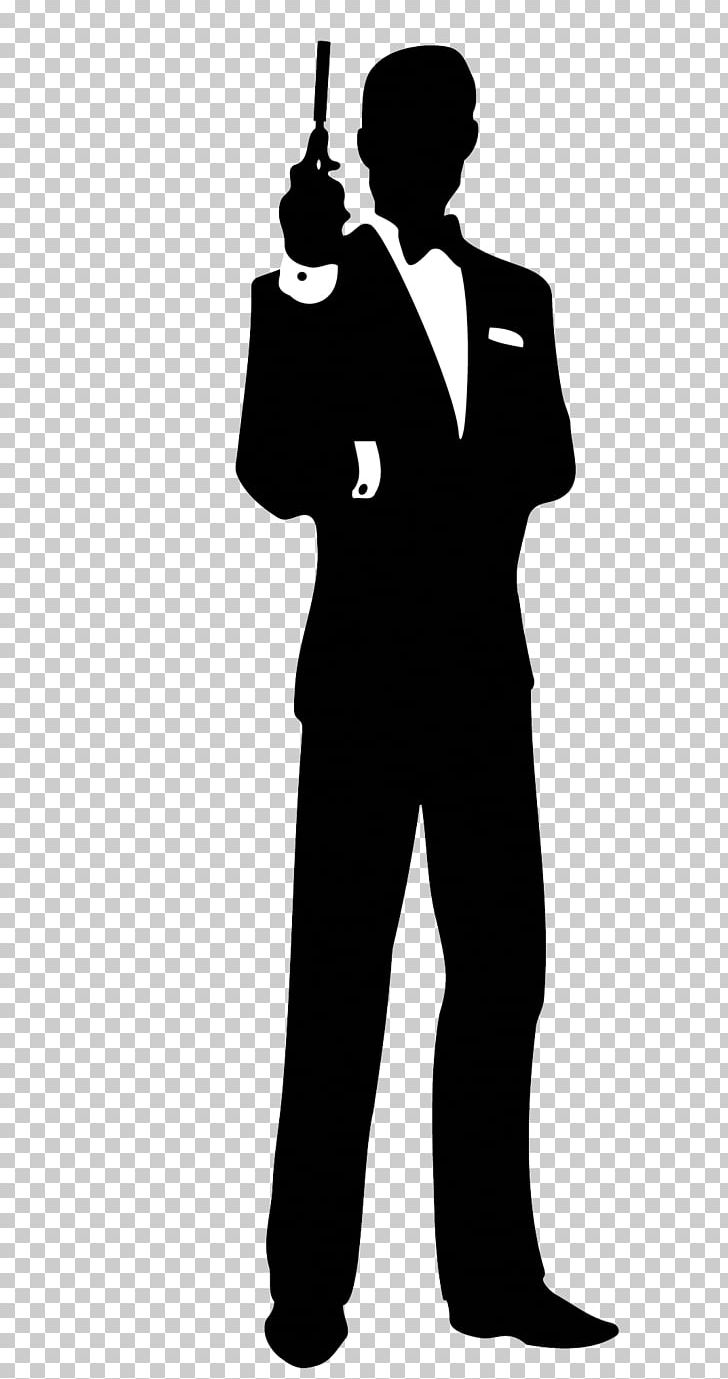 James bond film series silhouette png clipart black and white bond girl casino royale daniel craig